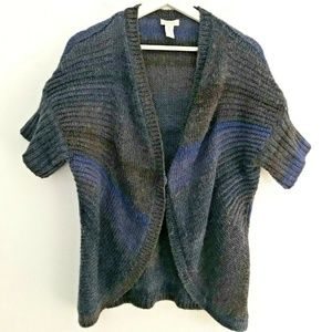 Chico's Size 1 Cardigan Sweater Women's
